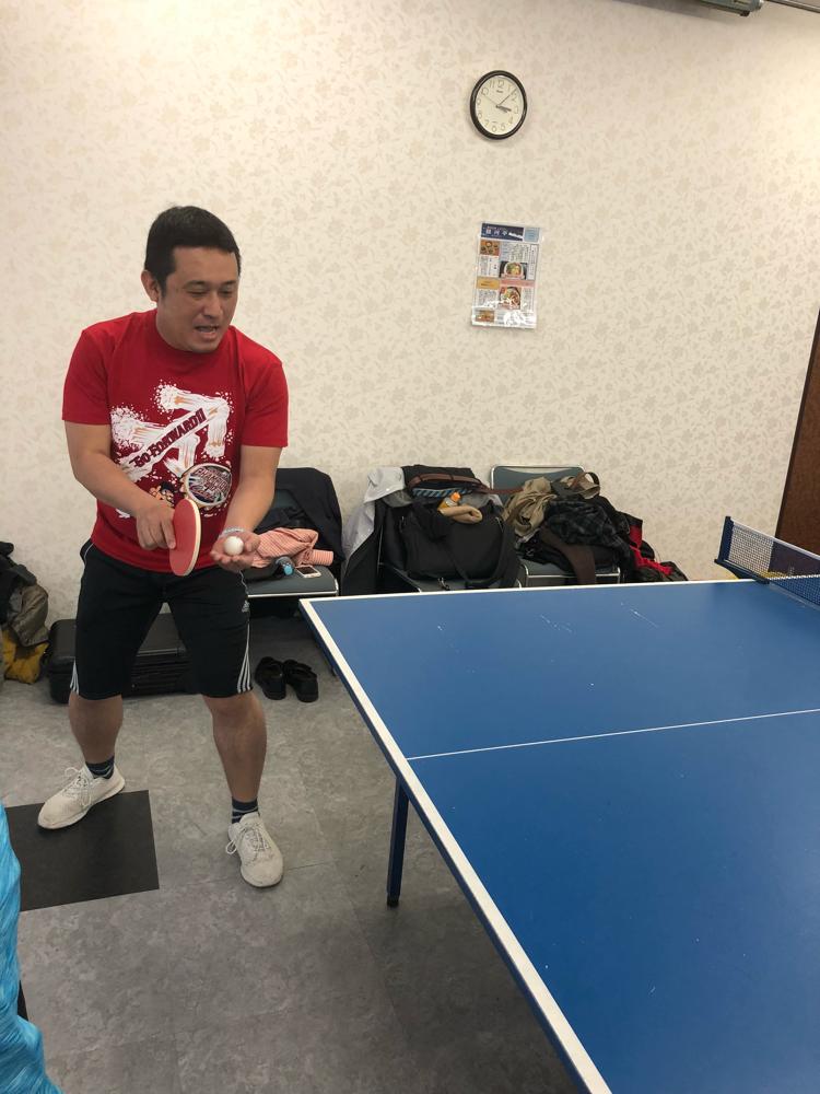 卓球体験2