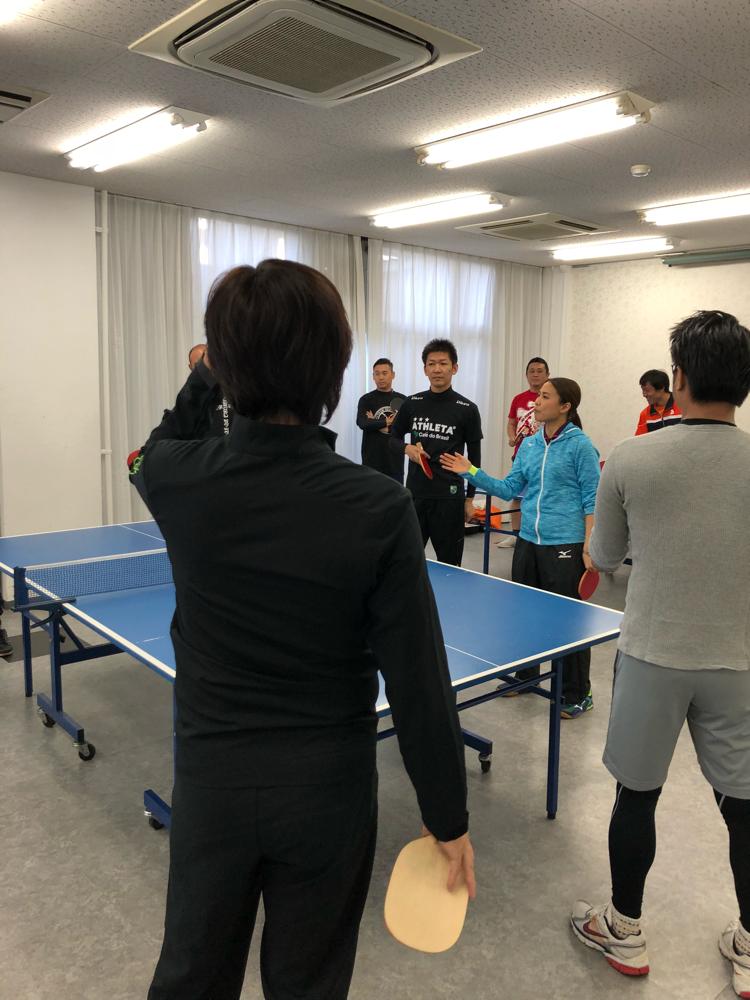 卓球体験3
