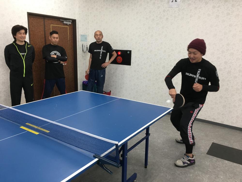 卓球体験5