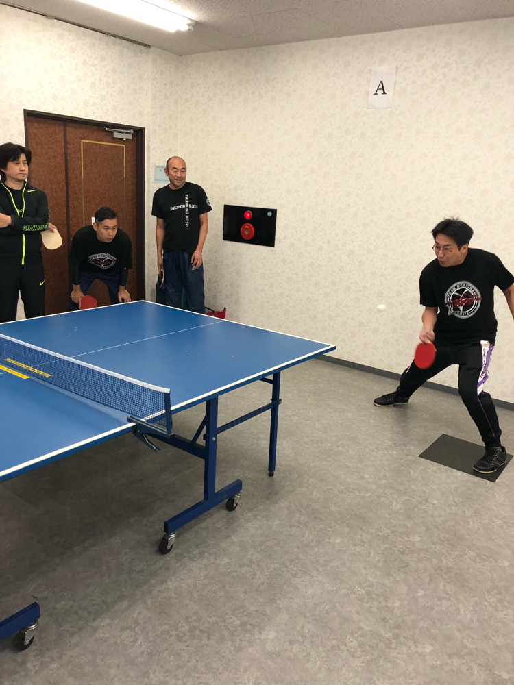卓球体験12