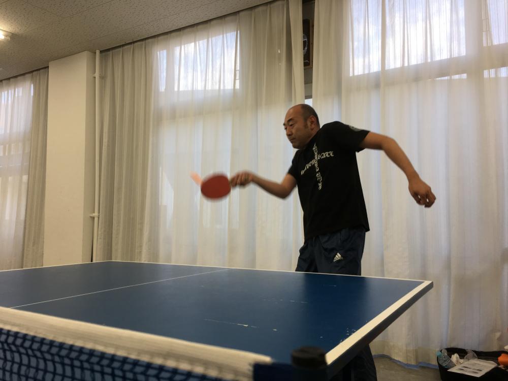 卓球体験13